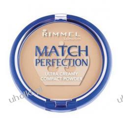 RIMMEL Match Perfection Compact Powder, Kremowy puder prasowany. NOWOŚĆ! 8,5g