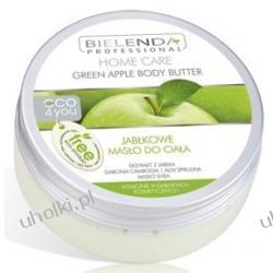 BIELENDA Home Care ECO 4YOU, Jabłkowe masło do ciała, wyszczuplanie i redukcja tkanki tłuszczowej, 200 ml
