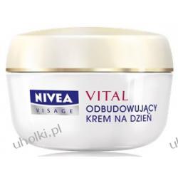 NIVEA VITAL, Odbudowujący krem na dzień do cery dojrzałej z ekstraktem z pereł, 55+  50 ml