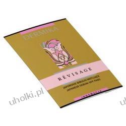 DERMIKA Revisage, Japońskie bibułki matujące do twarzy, 50 szt