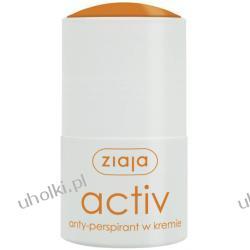 ZIAJA Anty-perspiranty, Anty-perspirant w kremie Activ, 60 ml