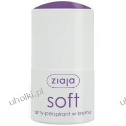 ZIAJA Anty-perspiranty, Anty-perspirant w kremie Soft, 60 ml