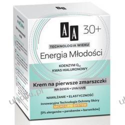 AA Technologia Wieku 30+, Energia Młodości Krem na pierwsze zmarszczki na dzień, 50 ml