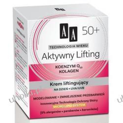 AA Technologia Wieku 50+, Aktywny Lifting Krem liftingujący na dzień, 50 ml