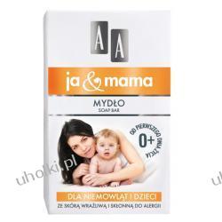 AA Ja i Mama, Mydło do mycia ciała dla dziecka i mamy, 100g