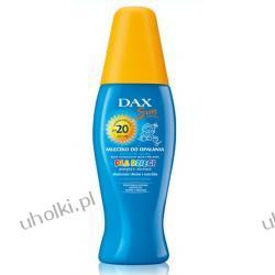 DAX Sun, Mleczko do opalania dla dzieci w sprayu SPF 20, 150 ml