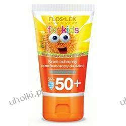 FLOS-LEK Sun Care, Przeciwsłoneczny krem ochronny dla dzieci SPF 50, 50 ml