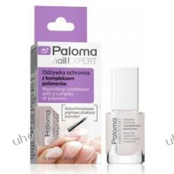 PALOMA Nail Expert, Odżywka ochronna z kompleksem polimerów, paznokcie słabe i kruche, 10 ml