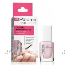 PALOMA Nail Expert, Odżywka multiwitaminowa, paznokcie miękkie i łamliwe, 10 ml