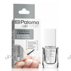 PALOMA Nail Expert, Odżywka utwardzacz z diamentem, paznokcie ciekie, słabe i łamliwe, 10 ml