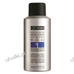 GOSH E.G.O No.1 Men Deo, Męski antyperpirant spray, 150 ml