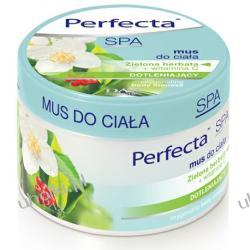 DAX Perfecta SPA, Dotleniający mus do ciała z zieloną herbatą, 225 ml