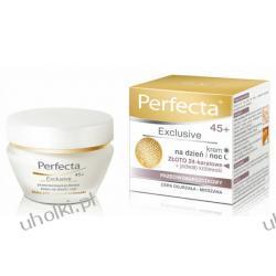 DAX Perfecta Exclusive Gold 45+, Krem przeciwzmarszczkowy na dzień i noc, cera mieszana, 50 ml