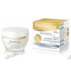 DAX Perfecta Exclusive Gold 65+, Krem przeciwzmarszczkowy na dzień i noc, cera sucha, 50 ml