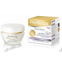 DAX Perfecta Exclusive Gold 75+, Krem przeciwzmarszczkowy na dzień i noc, cera sucha, 50 ml