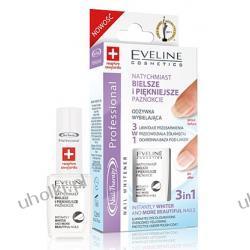 EVELINE Nail Therapy, Odżywka wybielająca do paznokci 3w1, 12 ml