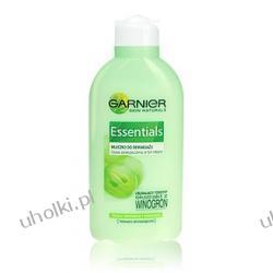 GARNIER Essentials, Mleczko do demakijażu, cera normalna i mieszana, 200 ml