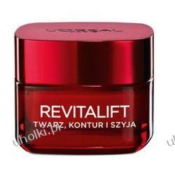 L`Oreal Revitalift, Krem na kontur twarzy i szyi, 50 ml