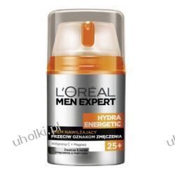 L`OREAL Men Expert Hydra Energetic, Krem intensywnie nawilżający Comfort Max 25+, 50 ml