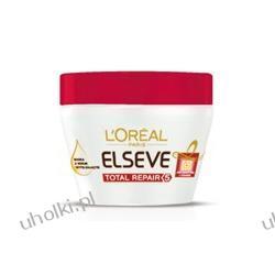 L`OREAL Elseve Total Repair 5, Maska obudowująca i wypełniająca, włosy zniszczone, 300 ml