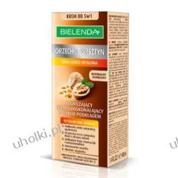 BIELENDA Orzech & Bursztyn, Nawilżający krem udoskonalający z podkładem BB 5w1, 40 ml