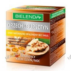 BIELENDA Orzech & Bursztyn, Krem brązujący na dzień i na noc, 50 ml