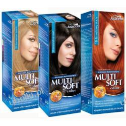 JOANNA Multi Soft Color, Szampon koloryzujący do włosów bez amoniaku, 1 op.