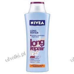 NIVEA Long Repair, Szampon do włosów długich, łamliwych, rozdwajających się, 400 ml