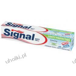 SIGNAL Cavity Protection, Pasta do zębów z wapniem i fluorem, 100 ml