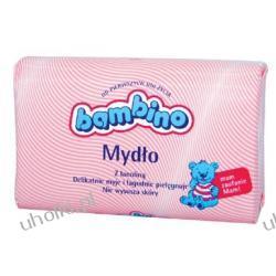 BAMBINO, Mydło dla niemowląt i dzieci z lanoliną, 100g