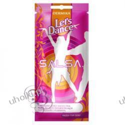 DERMIKA Lets Dance, SALSA Pomarańczowa maseczka nawilżająco-odświeżająca z cytrusami i guaraną, 10 ml
