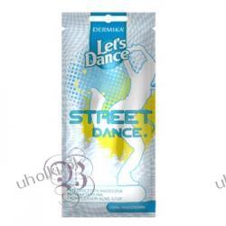 DERMIKA Lets Dance, STREET DANCE Przezroczysta maseczka antybakteryjna z kompleksem acne-stop, 10 ml