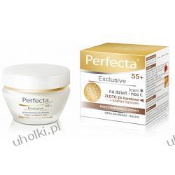 DAX Perfecta Exclusive Gold 55+, Krem przeciwzmarszczkowy na dzień i noc, cera sucha, 50 ml