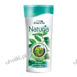 JOANNA Naturia Pokrzywa i Zielona Herbata, Odżywka bez spłukiwania do włosów tłustych i normalnych, 200 ml