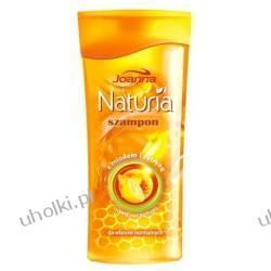 JOANNA Naturia Miód i Cytryna, Szampon do włosów suchych i zniszczonych, 200 ml