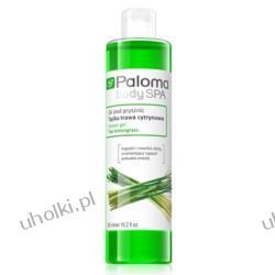 PALOMA Body SPA, Nawilżający żel pod prysznic Tajska Trawa Cytrynowa, skóra sucha i podrażniona, 300 ml