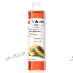 PALOMA Body SPA, Wygładzający żel pod prysznic Brazylijska Papaya, skóra szorstka, 300 ml