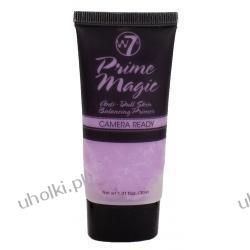 W7 Prime Anti-Dull Skin Balancing Primer, Matująca baza pod makijaż, cera tłusta i mieszana, 30 ml