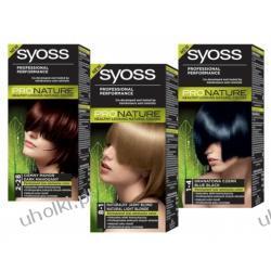SYOSS Pro Nature, Pielęgnująca farba do włosów, 1 op.