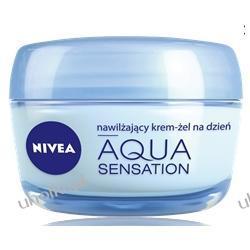 NIVEA Aqua Sensation, Nawilżający krem - żel na dzień, cera normalna i mieszana, 50 ml