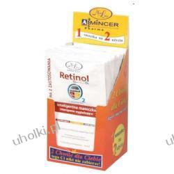 MINCER PHARMA Retinol, Inteligentna maseczka intensywnie wygładzająca, cera sucha 30+, 15 ml
