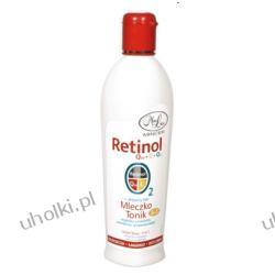 MINCER PHARMA Retinol, Mleczko i Tonik 2w1, cera dojrzała 30+, 230 ml