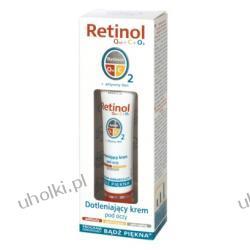 MINCER PHARMA Retinol, Dotleniający krem pod oczy, cera sucha 30+, 15 ml