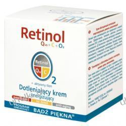 MINCER PHARMA Retinol, Dotleniający krem energizujący, cera normalna i tłusta 30+, 50 ml