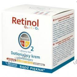 MINCER PHARMA Retinol, Dotleniający krem odmładzający, cera normalna i sucha 30+, 50 ml