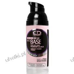 DELIA Free Skin Bio Base, Rozświetlająca baza pod makijaż, cera normalna i mieszana, 55 ml