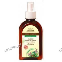 GREEN PHARMACY, Wzmacniający eliksir do włosów przeciw wypadaniu, 250 ml