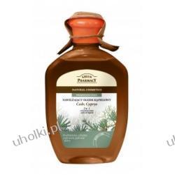 GREEN PHARMACY, Olejek do kąpieli i żel pod prysznic 2w1 Cedr i Cyprys, antycellulit, 250 ml