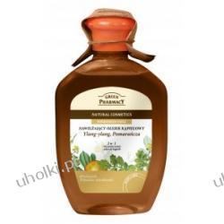GREEN PHARMACY, Olejek do kąpieli i żel pod prysznic 2w1 Ylang-ylang i Pomarańcza, afrodyzjak, 250 ml