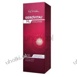GEROVITAL H3 Evolution, Krem złuszczający - peeling enzymatyczny, każda cera 30+, 100 ml
